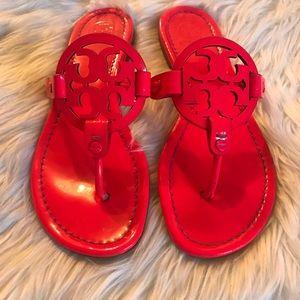 fc38a73918b Tory Burch Shoes - Tory Burch Miller Sandal Size 7!